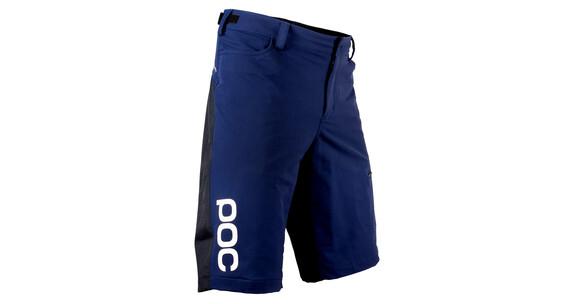 POC Flow Shorts - Short homme - bleu foncé/noir